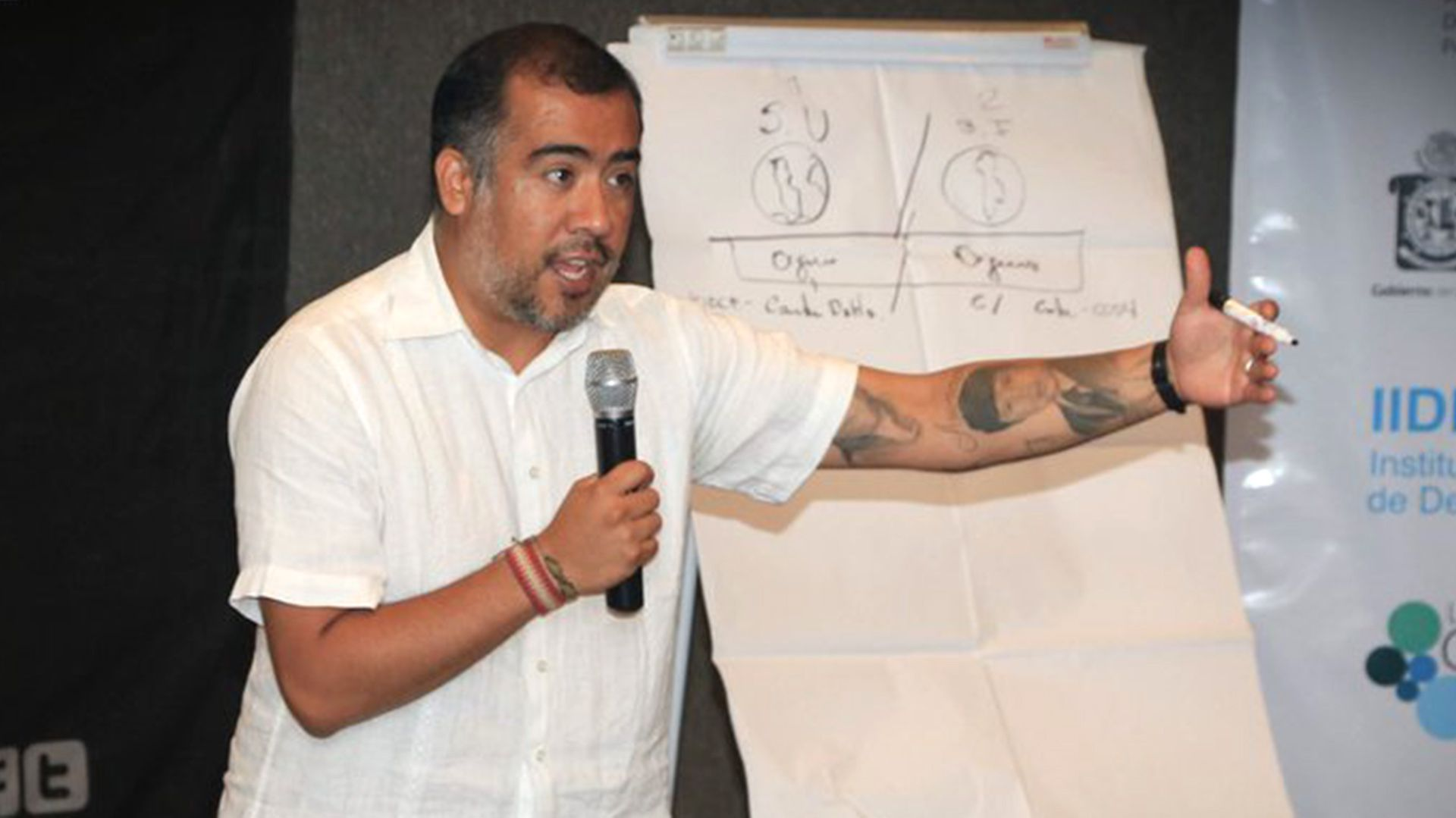 Omar Gómez Trejo es el encargado de investigar el caso Ayotzinapa (Foto: especial)
