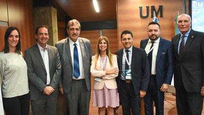 Autoridades de la World Compliance Association (WCA) Capítulo Argentino