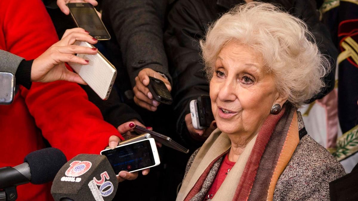 Abuelas En Pelotas abuelas de plaza de mayo recuperó a la nieta 129 - infobae