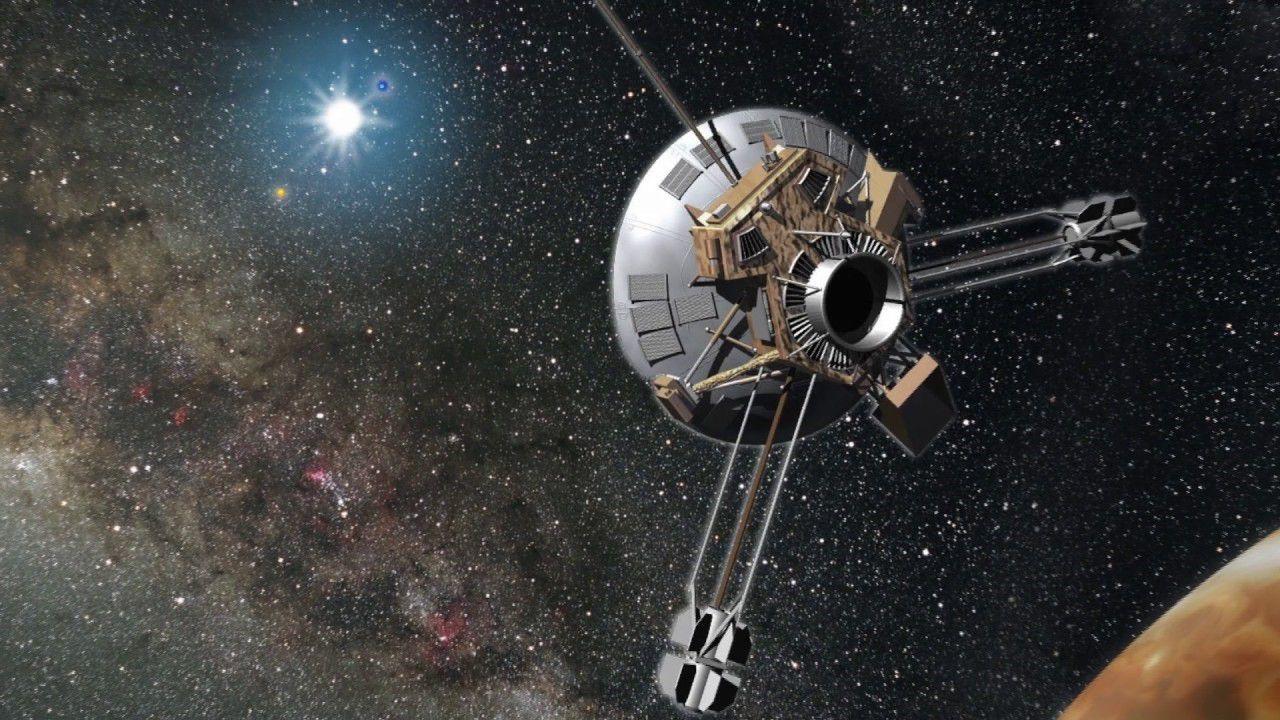 13/06/2018    Este 13 de junio, se cumplen 35 años de que la sonda espacial Pioneer 10 de la NASA cruzase la órbita de Neptuno, convirtiéndose así en el primer objeto humano en rebasar los planetas del Sol POLITICA INVESTIGACIÓN Y TECNOLOGÍA NASA