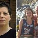 Laura Saiz marido e hijas portada
