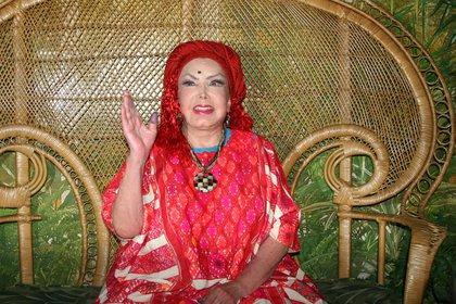Irma Serrano nació el 9 de diciembre de 1933 en Chiapas (Foto: Cuartoscuro)