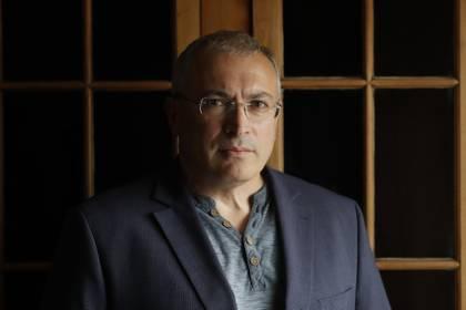 El opositor ruso Mijail Jodorkovski, antiguo propietario de la petrolera Yukos (AP Foto/Matt Dunham, archivo)