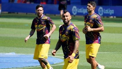 El futuro de Lionel Messi es una incógnita tras la reunión con Koeman