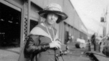 La matemática Elizabeth Williams fue quien trabajó para el astrónomo Percival Lowell, quien teorizó por primera vez la existencia de un noveno planeta (Observatorio Lowell)