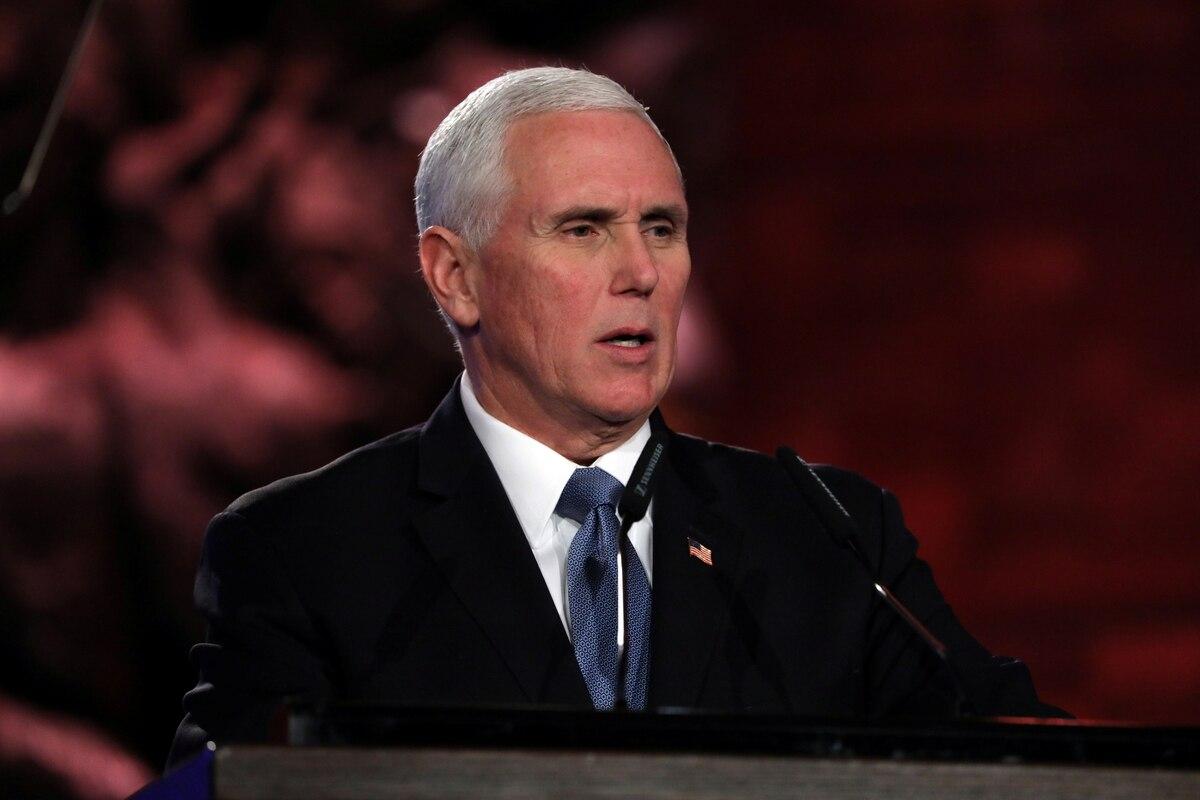 """Mike Pence, en Jerusalén: """"Irán es el único país que todavía niega el Holocausto"""""""