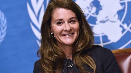 Melinda Gates (AFP)