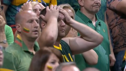 Lituania quedó eliminada del Mundial