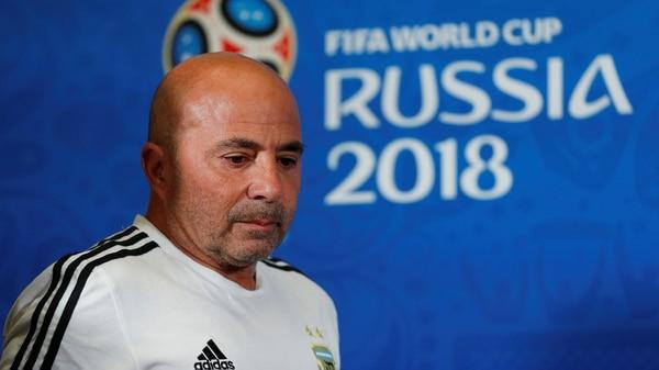 Jorge Sampaoli dejó de ser el técnico de la Selección: cómo se arregló su salida