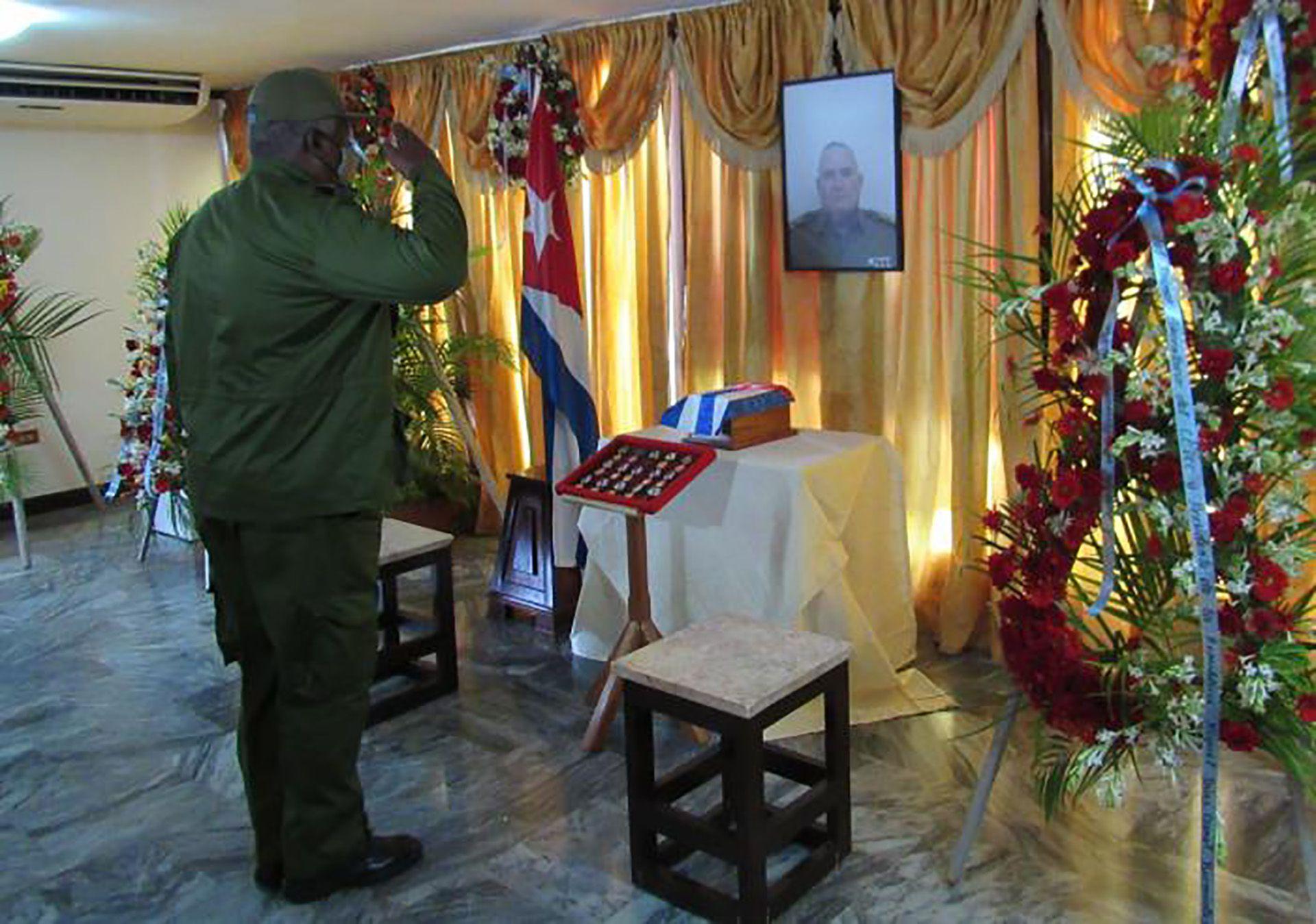 Agustín Peña Pórrez, Jefe del Ejército Oriental de Cuba