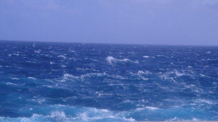 El agua de los océanos se calienta un 40% más rápidamente de lo estimado en 2014. (AFP)