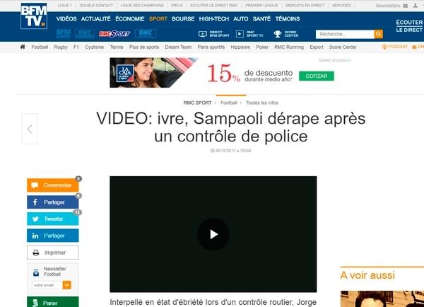 BFM TV, Francia