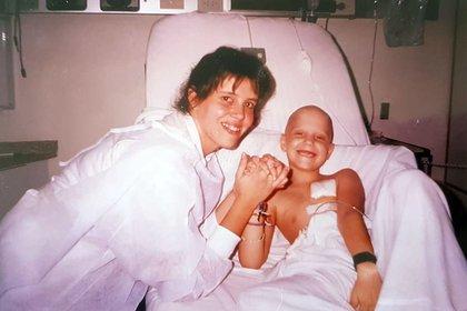 Edith y su hija Natalí Dafne Flexer