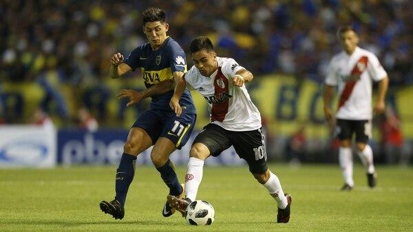 River vs Boca (Nicolás Aboaf)