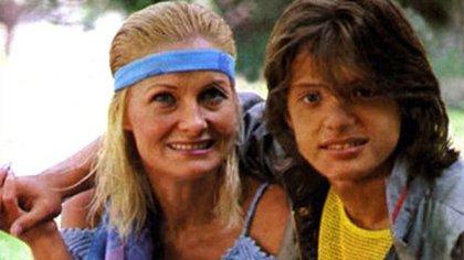 Hasta el día de hoy se desconoce el paradero de Marcela Basteri, la madre de Luis Miguel, pese a las versiones de su muerte, esto no se ha hecho oficial (Foto: Archivo)