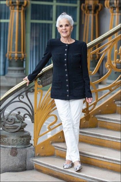Ali MacGraw fue la última esposa del productor (Foto: archivo)