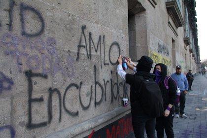 Foto: Andrea Murcía/Cuartoscuro.