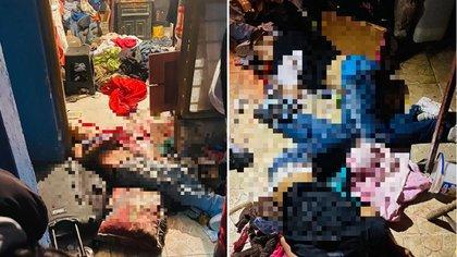 """El pasado 12 de noviembre, los cuerpos de tres hombres fueron encontrados asesinados en un domicilio en Tlaquepaque. Se trata de los jóvenes identificados como Yahir, Toño, y """"Chato"""" (Foto: Archivo)"""