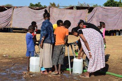 19/11/2020 Refugiados et�opes en Sud�n POLITICA AFRICA AFRICA ETIOP�A SUD�N INTERNACIONAL SAMREEN ABUIDRIS / SAVE THE CHILDREN