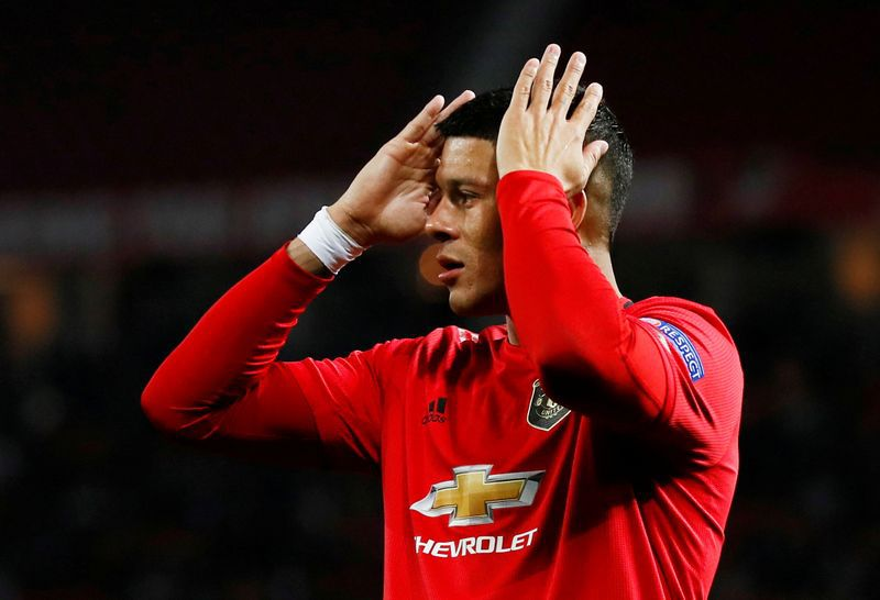 110) Marcos Rojo, Manchester United, USD 5,7 millones