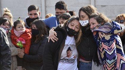 Cristina Castro declaró ante los fiscales del caso durante cuatro horas y media (Telam)