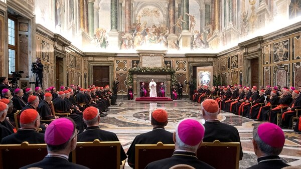 La Curia Romanaquedó salpicada por las revelaciones(Reuters)