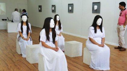 Rebin Chalak – Yazidi Masks (Irak)