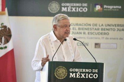 AMLO promueve la comida mexicana (Foto: Presidencia de México)