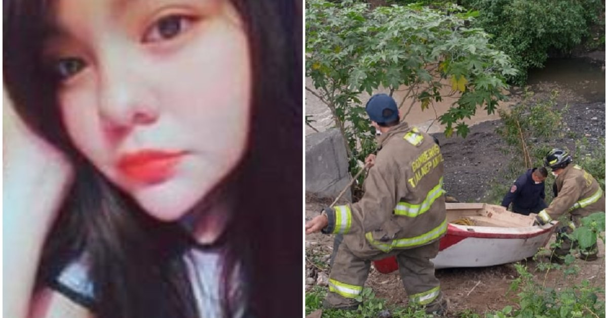 They found the body of Ana Karen in the black waters of the Endho de Hidalgo dam