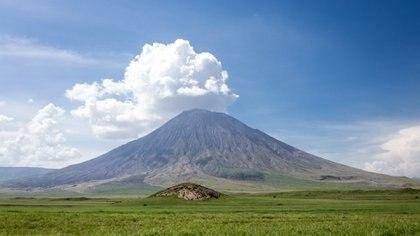 Stamps organizó un sistema de monitoreo que reúne información de la actividad del volcán en tiempo real (istock)