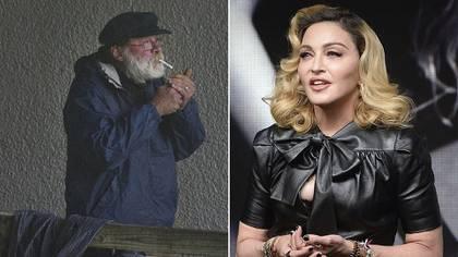 Anthony Ciccone y Madonna