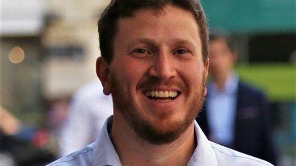 El vicepresidente del PRO, Federico Angelini