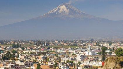 El gasoducto que pasa por las cercanías del volcán Popocatépetl preocupa a pobladores y a especialistas (Foto: Archivo)