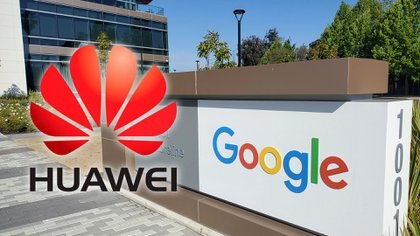 Google rompe con Huawei (Reuters/ Dave Paresh)