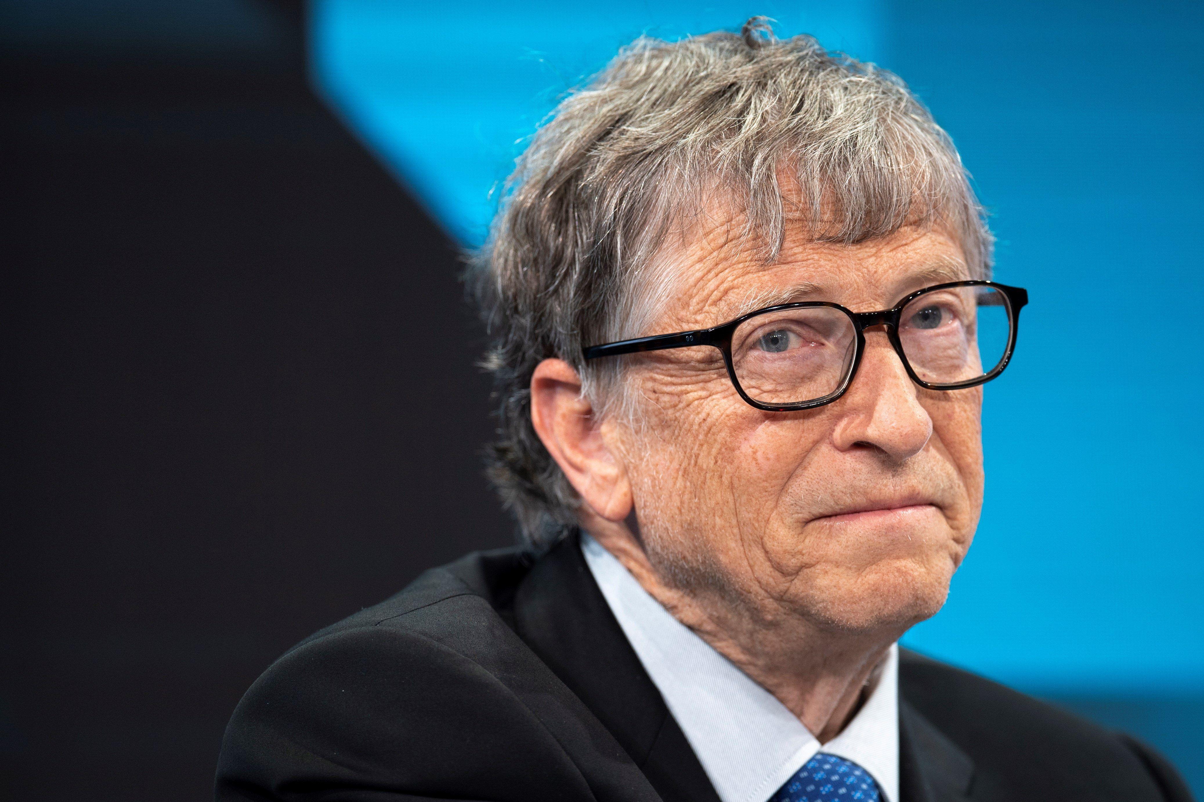 El cofundador de Microsoft Bill Gates hizo millonarias inversiones para obtener una vacuna eficaz contra COVID-19. EFE/Gian Ehrenzeller/Archivo