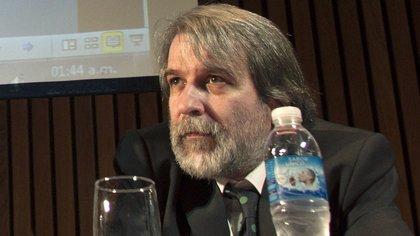 Felix Crous, titular de la OA (foto NA)