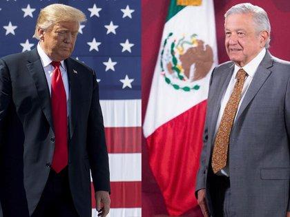 Foto: AFP - Presidencia de México.