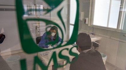 El Hospital de Ginecología Obstetricia número 221 de la delegación Estado de México Poniente del IMSS creo el Centro de Colecta para donación de sangre (Foto: Cuartoscuro)