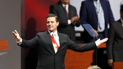 """Peña Nieto es investigado en Estados Unidos: transacciones revelarían """"cleptocracia"""" (Foto: EFE / Jorge Núñez)"""