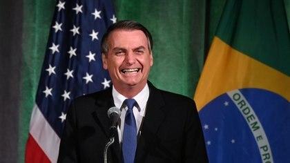 Jair Bolsonaro (Reuters/ Erin Scott)