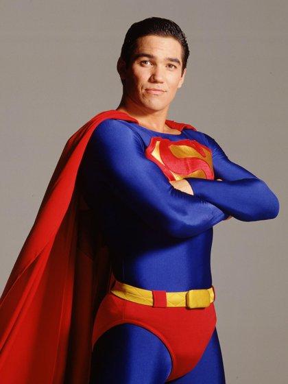 """Dean Cain como """"Superman"""""""
