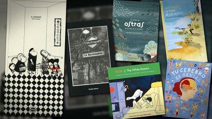 Algunos de libros elegidos por White Ravens