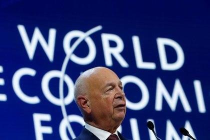 El tema fue central en el Foro de Davos de Este año. En la foto, el fundador y presidente ejecutivo del Foro Económico Mundial, Klaus Schwab (REUTERS/Denis Balibouse)