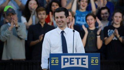 Pete Buttigieg (Reuters)