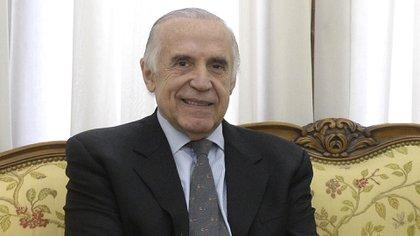 Passaglia fue ministro de Salud durante la gestión de Felipe Solá en la provincia de Buenos Aires