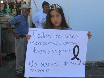 Familiares, amigos y conocidos se manifestaron por el feminicidio de Fátima  (Foto: GRACIELA LÓPEZ /CUARTOSCURO)