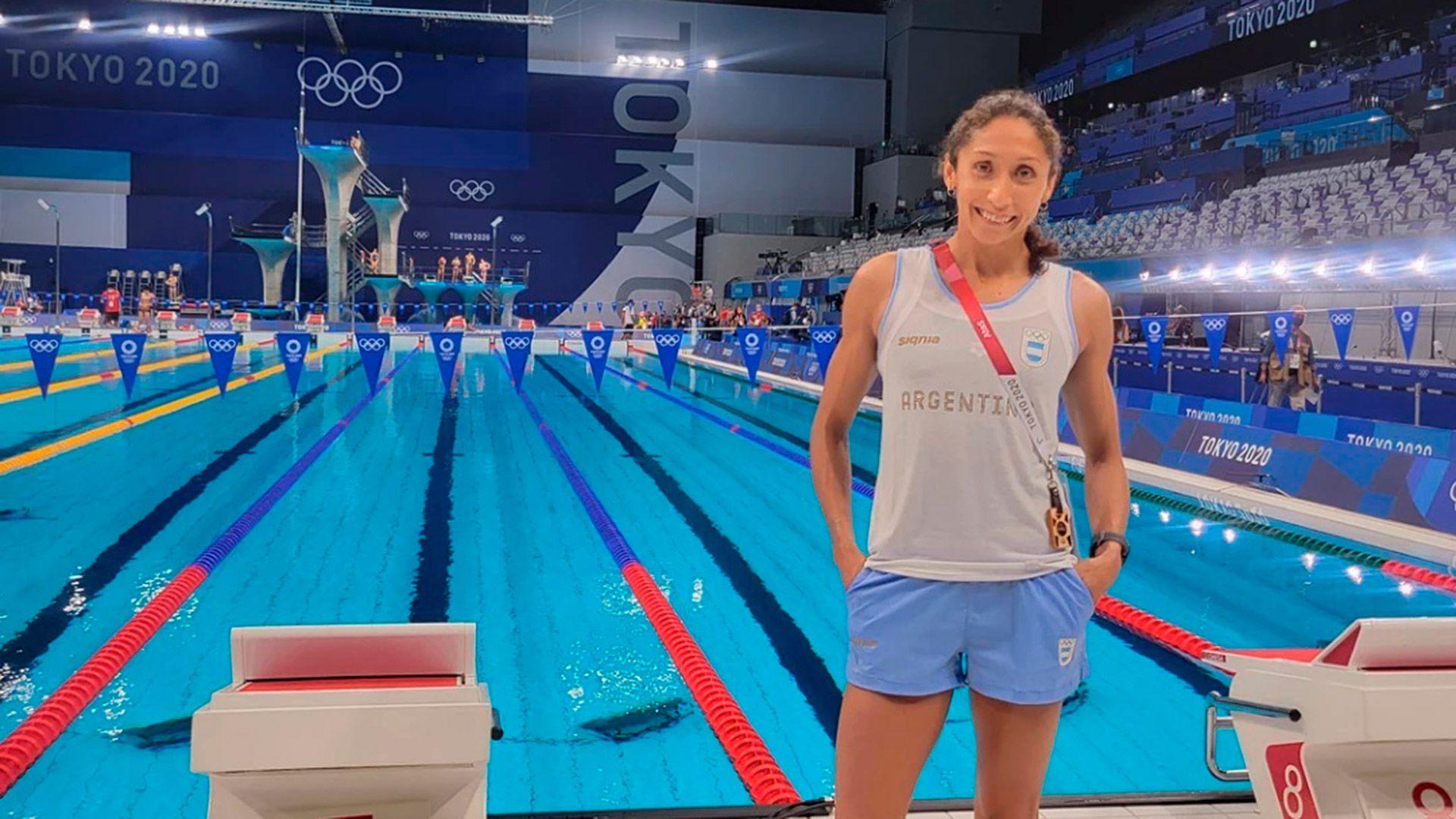 Cecilia Biagioli juegos olimpicos tokio 1