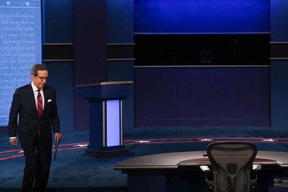 Este es el primero de tres debates que se llevarán a cabo el próximo 115 y 22 de octubre