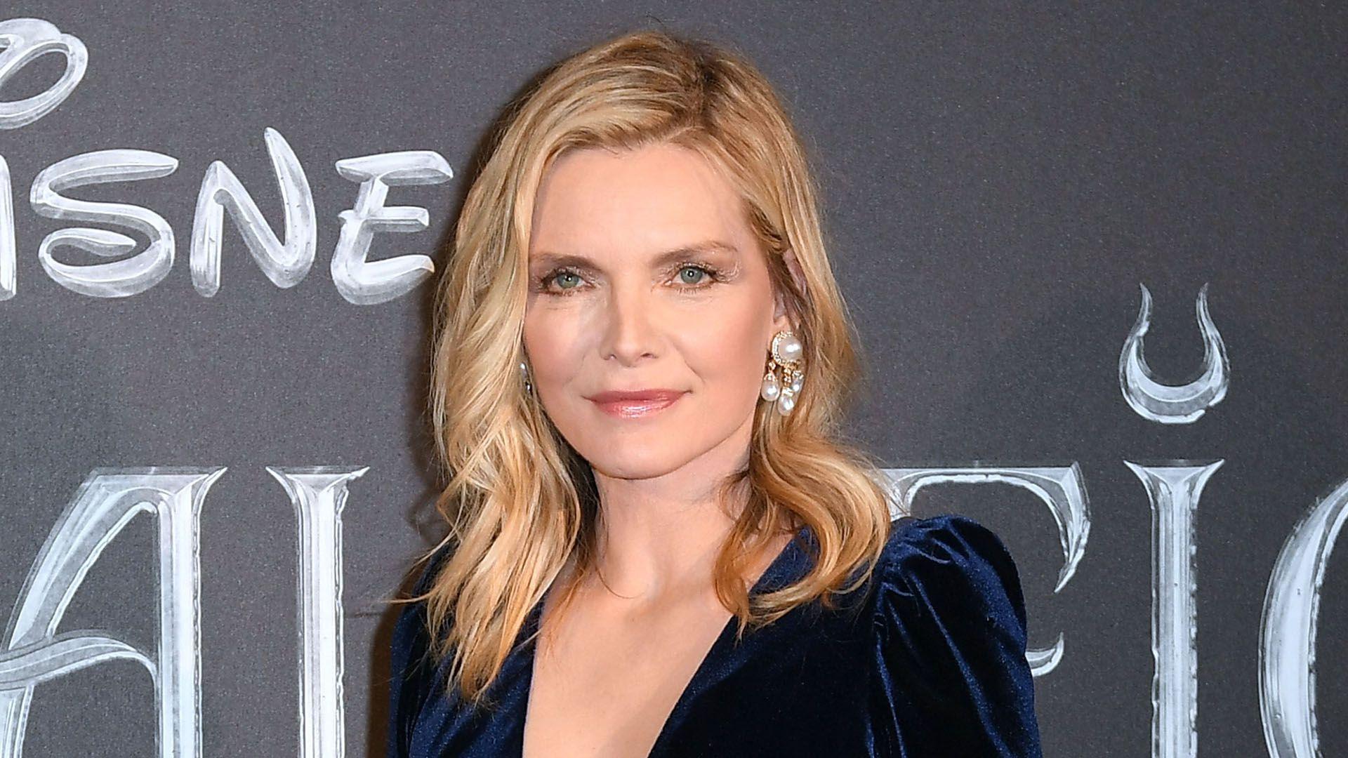 Michelle Pfeiffer (Maria Laura Antonelli/AGF/Shutterstock -10438708ca-)