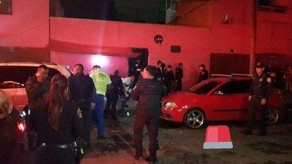 Tras la balacera tres personas murieron y cinco resultaron heridas (Foto: Twitter @GaboOrtega)